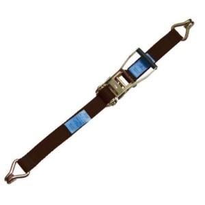 PES strap + ratchet + 1 finger hook - STOWAGE