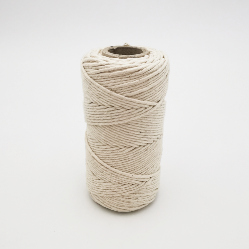 Wired cotton rope and cord