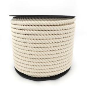Cuerda de algodón con cable