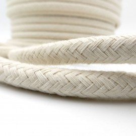 Braided Cotton with Natural Soul