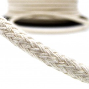 Ganse de algodón con carrete de 100m de núcleo natural