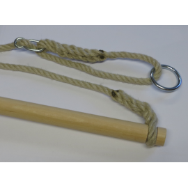 Adjustable Wooden Trapezes - Tradition Range