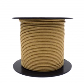 Beige Polypropylene braid with Core