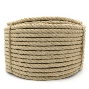 Corona de cuerda de cáñamo sintético 100m