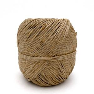 Rollos de hilo de lino
