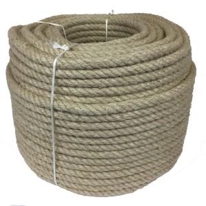 Cuerda de cáñamo natural