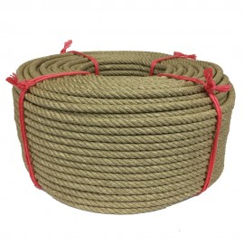 Polished Hemp Rope
