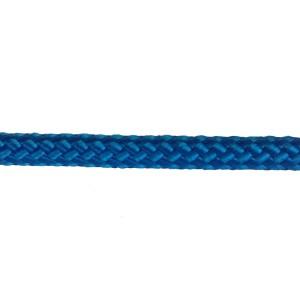 Fil de Tresse en Polypropylène avec Âme Tressée 8mm Bleu Au mètre