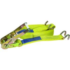 PES strap + ratchet + 2 finger hook - STOWAGE
