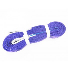 Flat sling with loops