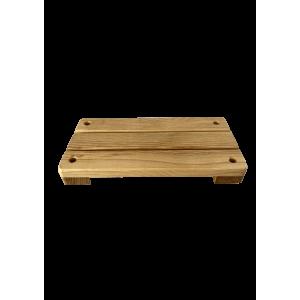 Wooden Swings Adjustable 2 to 4m - PP Rope Imitation Hemp