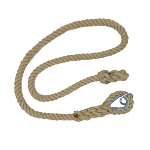Corde à grimper Lisse en Chanvre 5m diam30
