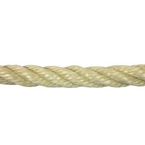 Cuerda de polipropileno 10mm Beige por metro