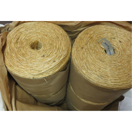 Inside the agricultural sisal twine bag 330 bag of 6 balls 25 KG