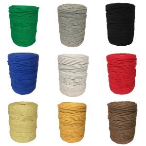 Cordeau Coton Câblé Macramé et Crochet 1Kg