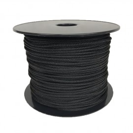 Polyester braid with core //
