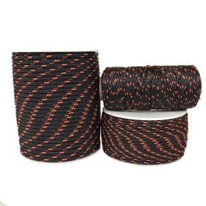 Cordón trenzado de poliéster