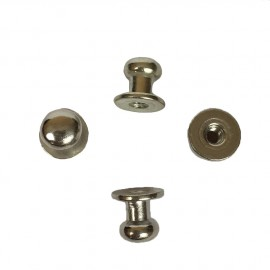 Bouton Sellerie 10x10mm