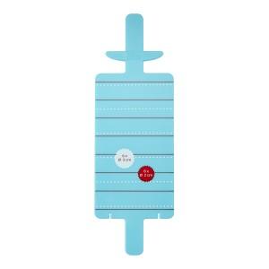 Appareil à Pompons Mini, outil plastique 200x65mm, 6x3cm ou 8x2cm